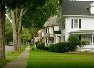Къща в пренаселен район или в отдалечено място