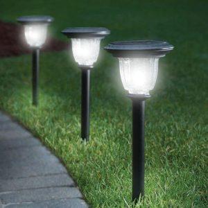 Автономно градинско осветление